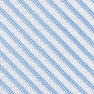 Big & Tall: Saddlebred Accessories: Light Blue Saddlebred Extra Long Gulf Breeze Tie