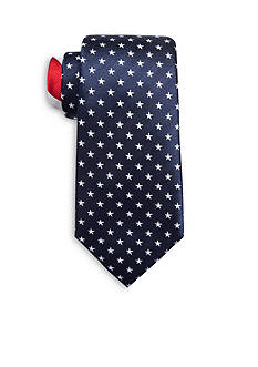 Saddlebred Extra Long Sea Old Glory Tie