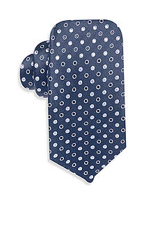 Saddlebred Kane Dot Neat Tie
