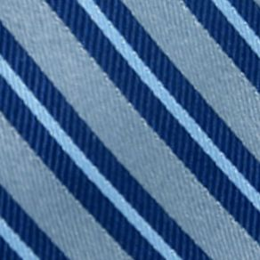 Young Men: Saddlebred Accessories: Silver Saddlebred® Darby Striped Tie