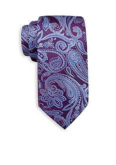 Saddlebred Salford Paisley Tie