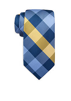 Saddlebred Sandbord Checked Tie