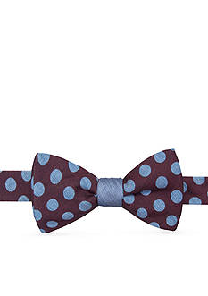 Saddlebred Men's Self-Tie Lenox Reversible Bow Tie
