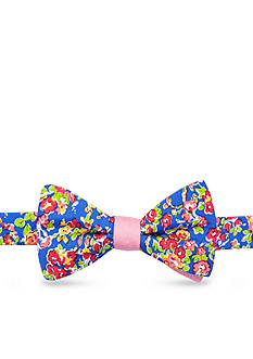 Saddlebred Self-Tie Savage Floral Bow-Tie