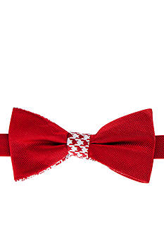 Saddlebred Solid College Hounds Bow Tie