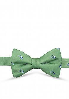 Saddlebred Men's Pre-Tied Napoli Moped Bow Tie