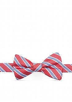 Saddlebred Republic Stripe Bow Tie