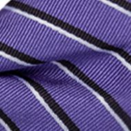 Bow Ties for Men: Purple Saddlebred Bow Tie & Suspender Boxed Set