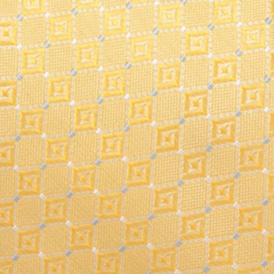 Men: Extra Long Sale: Yellow Saddlebred Extra Long Jansen Neat Tie