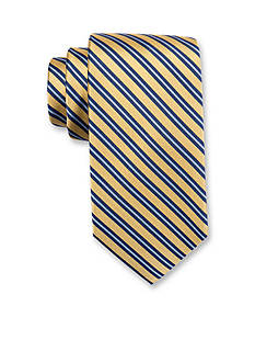 Saddlebred Extra Long Darby Stripe Tie