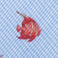 Men: Neckties Sale: Red Saddlebred Guppy Fish Tie