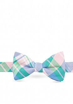 Saddlebred Alston Plaid Bow Tie
