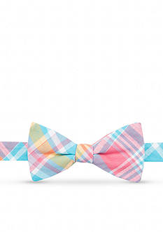 Saddlebred Aaron Plaid Bow Tie