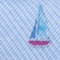 Bow Ties for Young Men: Pink Saddlebred Gusty Sailboat Bow Tie