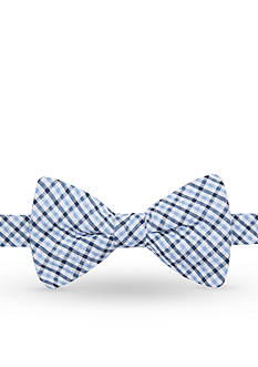 Saddlebred Hurricane Plaid Bow Tie