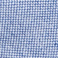 Men: Saddlebred Trends: Medium Blue Saddlebred Pre-Tied Noon Oxford Solid Bow Tie