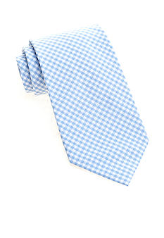 Saddlebred Gingham Tie