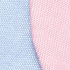 Men: Bow Ties Sale: Pink/Orange/Aqua/Light Blue Saddlebred Self-Tie Neap Chambray Quad Bow Tie