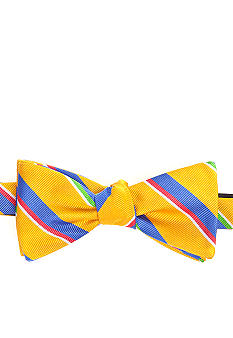 Saddlebred Bright Stripe Bow Tie