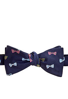 Saddlebred Novelty Bow Tie Print Bow Tie
