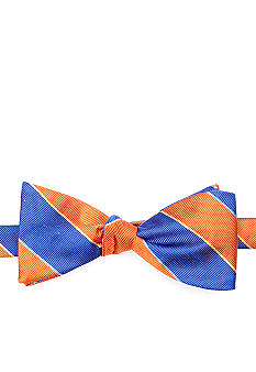 Saddlebred® Stripe Bow Tie