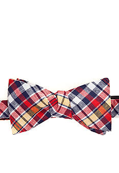 Saddlebred Madras Bow Tie