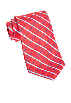 Saddlebred Big & Tall Grid Tie