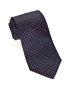 Saddlebred Big & Tall Satin Neat Tie