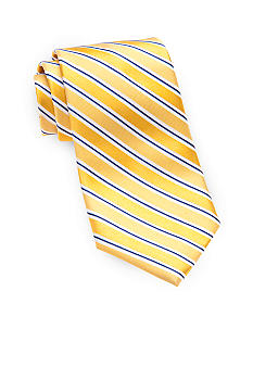 Saddlebred Big & Tall Single Bar Stripe Tie