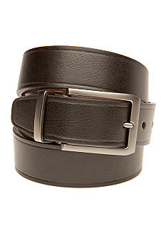 Saddlebred® 35mm Black/Brown Reversible Belt