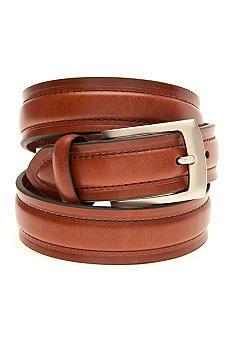 Saddlebred Tan Leather Casual Belt