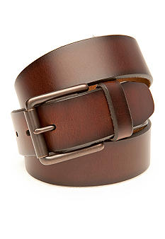 Saddlebred 35mm Casual Brown Leather Belt