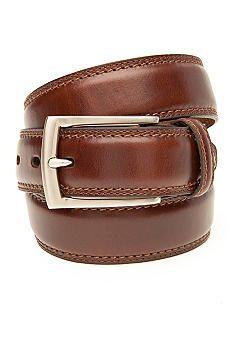 Saddlebred 35mm Brown Leather Belt
