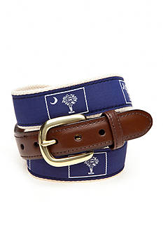 Saddlebred South Carolina State Flag Belt