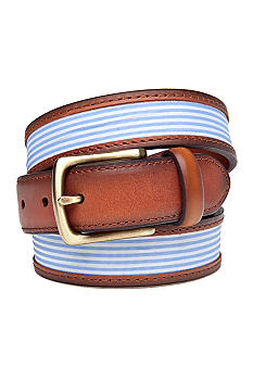 Saddlebred Seersucker Belt