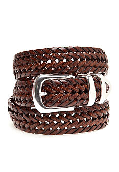 Saddlebred Lace Braided Belt