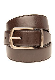 Saddlebred Big & Tall Black/Brown Reversible Belt