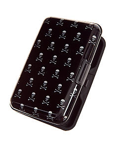 SB TECH Skull & Crossbones Security Wallet