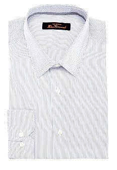 Ben Sherman Check Slim Dress Shirt