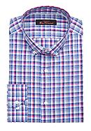 Ben Sherman® Slim Fit Kings Check Dress Shirt