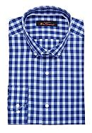 Ben Sherman® Slim Fit Bond Check Dress Shirt