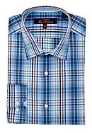 Ben Sherman® Slim Fit Kings Plaid Dress Shirt