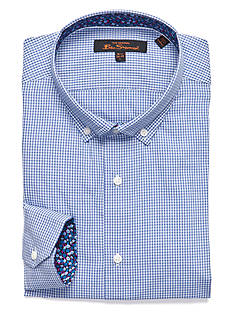 Ben Sherman Slim Fit Check Dress Shirt
