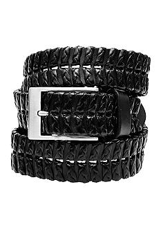 Tommy Bahama Laced Braided Belt