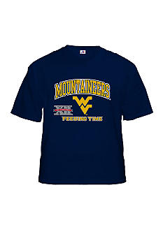 TL Sportswear West Virginia Mountaineers Food Chain Tee