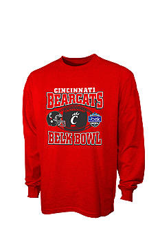 TL Sportswear Cincinnati Bearcats Belk Bowl Long Sleeve Tee