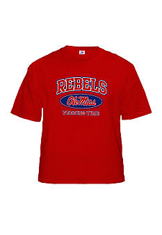 TL Sportswear Ole Miss Rebels Food Chain Tee