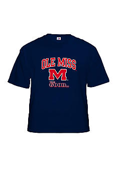 TL Sportswear Ole Miss Rebels Good, Bad, Ugly Tee