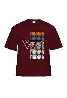 TL Sportswear Virginia Tech Hokies Fade Tee