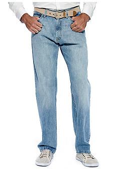 Nautica Jeans Company Relaxed Light Hatch Jeans